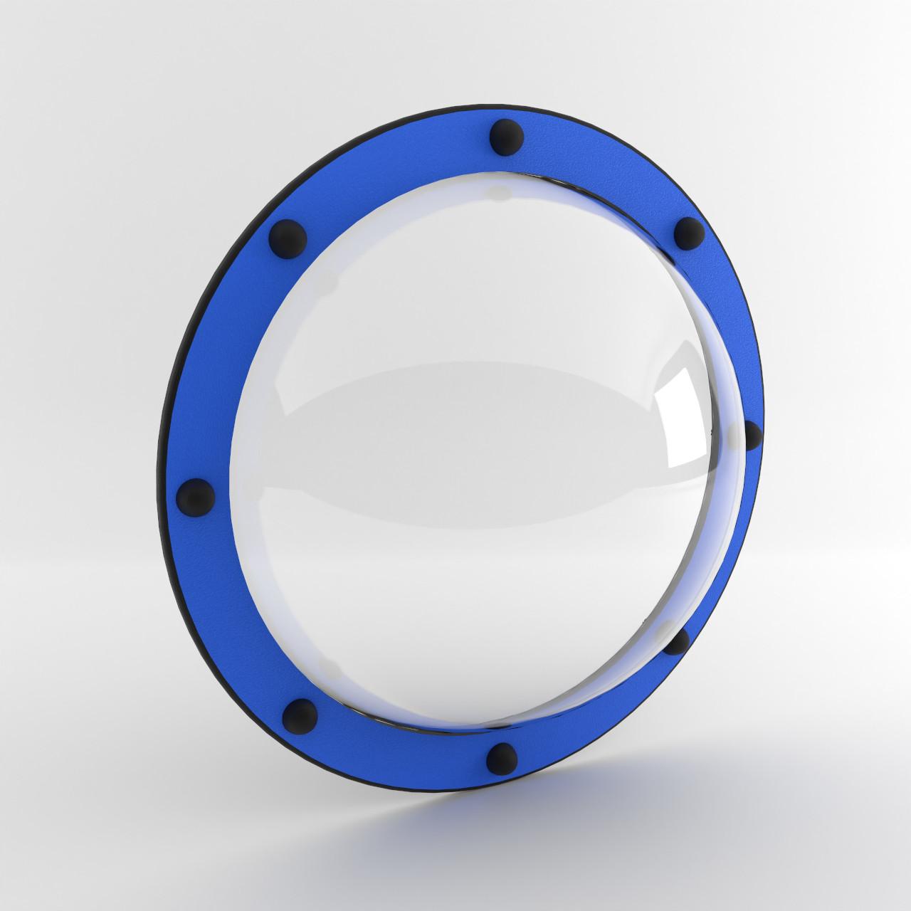 porthole (spherical window)