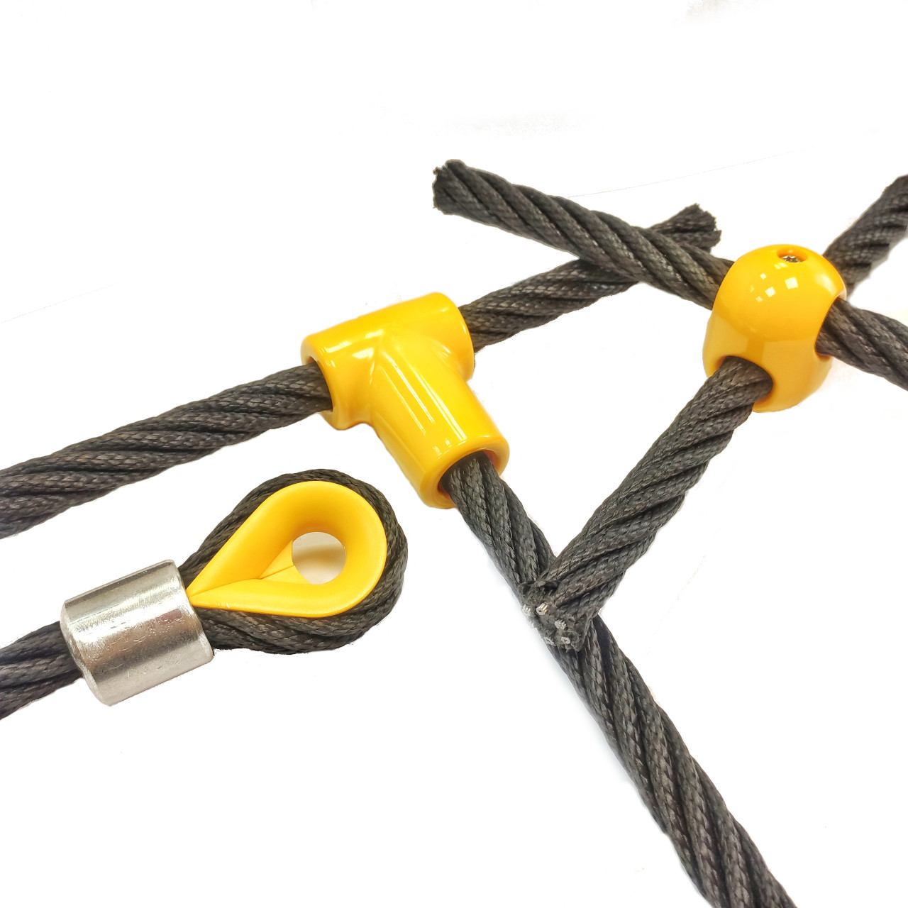 cables and rope connectors